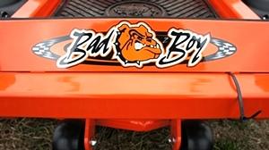 2017 The New Bad Boy ZT Elite 60 Inch Cut
